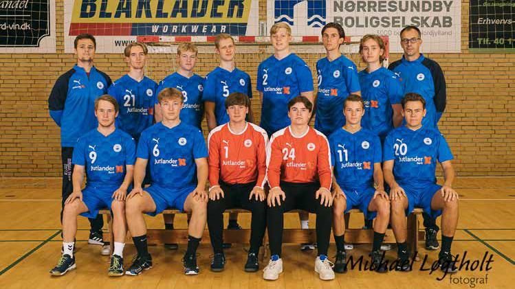 U17/U19 Drenge 2020/2021
