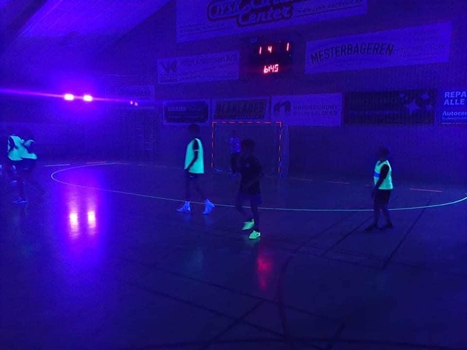 UV-håndbold til håndboldskolen 2021